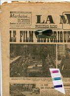 JOURNAL LA MEUSE / 10 MAI 1945 / WW 2 / WW II / PUBLICITE SOLO ET SUNLIGHT / CAPITULATION / - 1939-45
