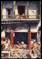 (I 6) Very Old - India - Bazaar In Delhi - Mercati