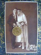 Serbia-Romania-Jugoslavia-Bucuresti-Bukurest-wedding-1918  (4249) - Personnes Identifiées