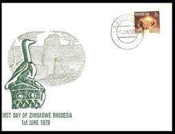 (I 9)  FDC - Zimbabwe - 1978 (1979) - Zimbabwe (1980-...)