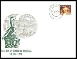 (I 9)  FDC - Zimbabwe-Rhodesia - 1978 (1979) - Zimbabwe (1980-...)