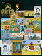 EGYPT / 2015 / COMPLETE YEAR ISSUES / 10 SCANS / MNH / VF . - Egypt