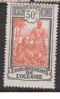 OCEANIE    N°  YVERT  :  53  NEUF AVEC  CHARNIERES      ( Ch  3 / 19 ) - Unused Stamps