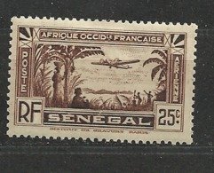 SENEGAL          N°  YVERT     PA 1      NEUF AVEC CHARNIERES      ( CHARN  03/ 32 ) - Senegal (1887-1944)