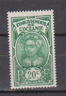 OCEANIE    N°  YVERT  :  50  NEUF AVEC  CHARNIERES      ( Ch  3 / 19 ) - Unused Stamps