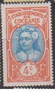 OCEANIE    N°  YVERT  :  23     NEUF AVEC  CHARNIERES      ( Ch  3 / 19 ) - Unused Stamps