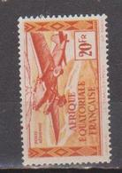 A E F        N°  YVERT  :    PA   40     NEUF AVEC  CHARNIERES      ( Ch 1/54 ) - A.E.F. (1936-1958)