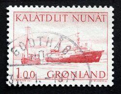 Greenland 1976  Postal Services  Cz.Slania  MiNr.99  FDC ( Lot D 2797) - Greenland