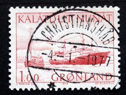 Greenland 1976  Postal Services  Cz.Slania  MiNr.99  FDC ( Lot D 2798) - Greenland