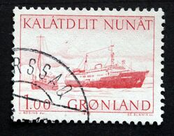 Greenland 1976  Postal Services  Cz.Slania  MiNr.99  FDC ( Lot D 2799) - Greenland