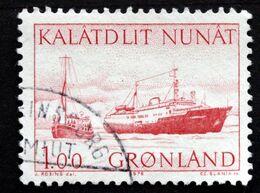 Greenland 1976  Postal Services  Cz.Slania  MiNr.99  FDC ( Lot D 2800) - Greenland