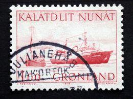 Greenland 1976  Postal Services  Cz.Slania  MiNr.99  FDC ( Lot D 2801) - Greenland