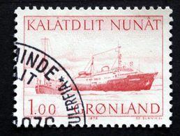 Greenland 1976  Postal Services  Cz.Slania  MiNr.99  FDC ( Lot D 2802) - Greenland