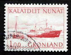 Greenland 1976  Postal Services  Cz.Slania  MiNr.99  FDC ( Lot D 2804) - Greenland