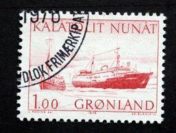 Greenland 1976  Postal Services  Cz.Slania  MiNr.99  FDC ( Lot D 2805) - Greenland