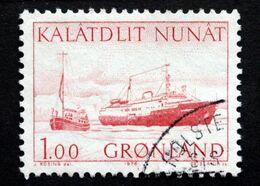 Greenland 1976  Postal Services  Cz.Slania  MiNr.99  FDC ( Lot D 2806) - Groenland