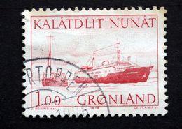 Greenland 1976  Postal Services  Cz.Slania  MiNr.99  FDC ( Lot D 2808) - Greenland