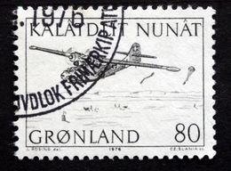 Greenland 1976  Postal Services  Cz.Slania  MiNr.98  FDC ( Lot D 2809) - Greenland