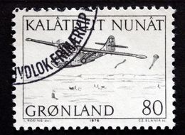 Greenland 1976  Postal Services  Cz.Slania  MiNr.98  FDC ( Lot D 2810) - Greenland