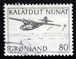 Greenland 1976  Postal Services  Cz.Slania  MiNr.98  FDC ( Lot D 2811) - Greenland