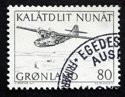 Greenland 1976  Postal Services  Cz.Slania  MiNr.98  FDC ( Lot D 2812) - Greenland