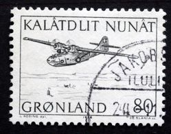 Greenland 1976  Postal Services  Cz.Slania  MiNr.98  FDC ( Lot D 2813) - Greenland