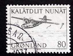 Greenland 1976  Postal Services  Cz.Slania  MiNr.98  FDC ( Lot D 2814) - Greenland