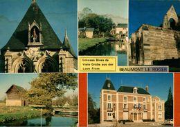 Beaumont Le Roger Vues Diverses 2000    CPM Ou CPSM - Beaumont-le-Roger