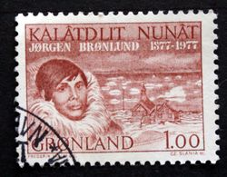 Greenland   1977 Jørgen Brønlund Cz.Slania. MiNr.104 ( Lot D 2822 ) - Greenland