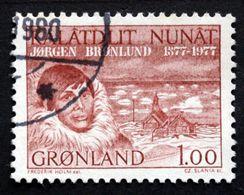 Greenland   1977 Jørgen Brønlund Cz.Slania. MiNr.104 ( Lot D 2823 ) - Greenland
