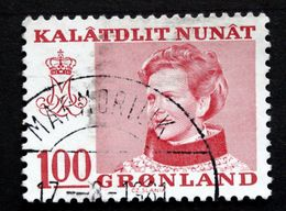 Greenland 1977 Cz.Slania.  Queen Margarethe II.MiNr.101x ( Lot D 2825)MARMORLIK - Greenland