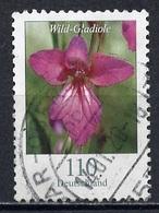 Allemagne Fédérale - Germany - Deutschland 2019 Y&T N°(1) - Michel N°3471 (o) - 110c Glaïeul Sauvage - Used Stamps