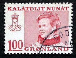 Greenland 1977 Cz.Slania.  Queen Margarethe II.MiNr.101x ( Lot D 2826  ) - Greenland