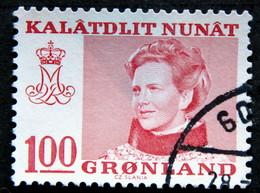 Greenland 1977 Cz.Slania.  Queen Margarethe II.MiNr.101x ( Lot D 2827  ) - Greenland