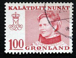 Greenland 1977 Cz.Slania.  Queen Margarethe II.MiNr.101x ( Lot D 2828  ) - Greenland