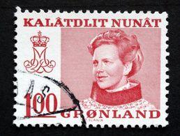 Greenland 1977 Cz.Slania.  Queen Margarethe II.MiNr.101x ( Lot D 2829  ) - Greenland