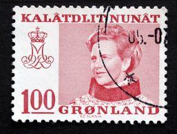 Greenland 1977 Cz.Slania.  Queen Margarethe II.MiNr.101x ( Lot D 2830  ) - Greenland