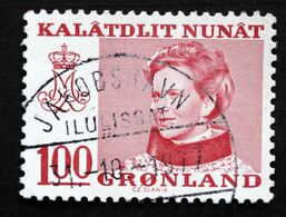 Greenland 1977 Cz.Slania.  Queen Margarethe II.MiNr.101x ( Lot D 2831  ) - Greenland