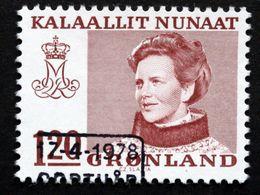 Greenland 1978  MiNr.107   ( Lot D 2837) - Greenland