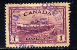 CANADA, NO. 273 .. - Used Stamps