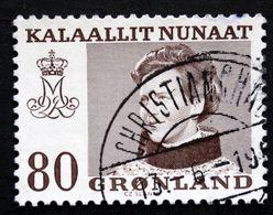 Greenland   1979 Cz.Slania.  MiNr.112 ( Lot D 2849 ) - Groenlandia