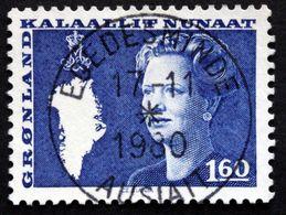 Greenland   1980  MiNr.122 ( Lot D 2874 ) - Groenland