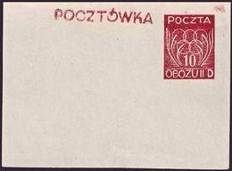 Grossborn - 1944 - Olympic Games - Stationery Card - Altri
