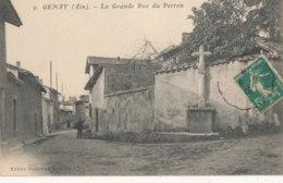 01 // GENAY   La Grande Rue Du Perron - Autres Communes