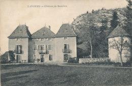 01 //LAVOURS   Chateau De Beaulieu - Autres Communes