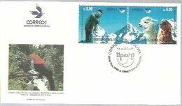 FDC 1985  UPAEP - Bolivia