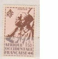 A O F      N°  YVERT  13    NEUF SANS CHARNIERE      ( Nsch 03/15 ) - Unused Stamps