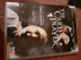 Dvd  Dario Argento The Card Player Vf Vostf - Horror