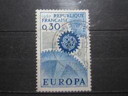 "VEND BEAU TIMBRE DE FRANCE N° 1521 , OBLITERATION "" TOURCOING "" !!! - France"