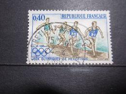 """VEND BEAU TIMBRE DE FRANCE N° 1573 , OBLITERATION """" BRETIGNY-SUR-ORGE """" !!! - France"""